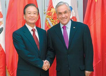 Wen Jiabao aboga por TLC con Mercosur,TLC ,Mercosur,Wen Jiabao