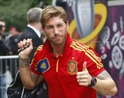 Llega a Kiev la selección española con mucha confianza para la gran final