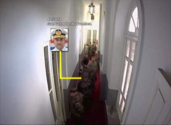 Maduro y militares paraguayos