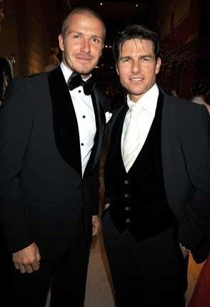 Tom Cruise y Katie Holmes,David Beckham , escándalo , divorcio ,Gay, homosexual