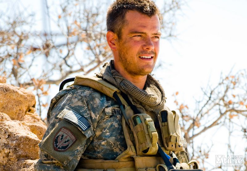 Top 50 soldados m&#225... Josh Duhamel