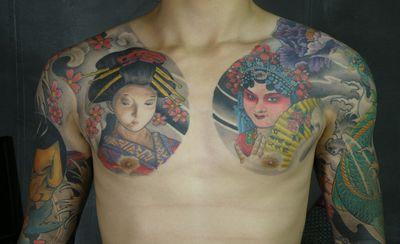 Tatuajes: arte en la punta de una aguja