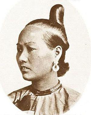 Creativo peinados del siglo 19 Galería de cortes de pelo tutoriales - A Lady Gaga le encantarán: peinados de moda en la China ...