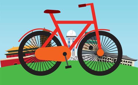 Beijing en bicicleta: rutas fantásticas I
