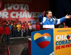 Chávez llora por su libertad perdida como presidente Venezuela