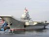 El primer portaacivions de China entra en servicio