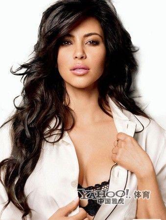 Las novias guapas de l... Kim Kardashian