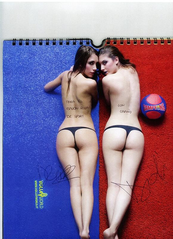 Dos chicas en la sauna - 2 part 6