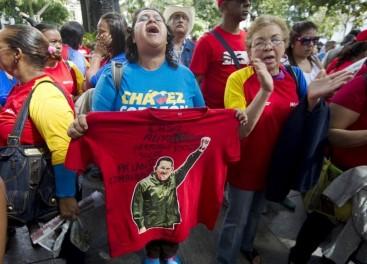 Chávez entra al quirófano con pronóstico médico optimista