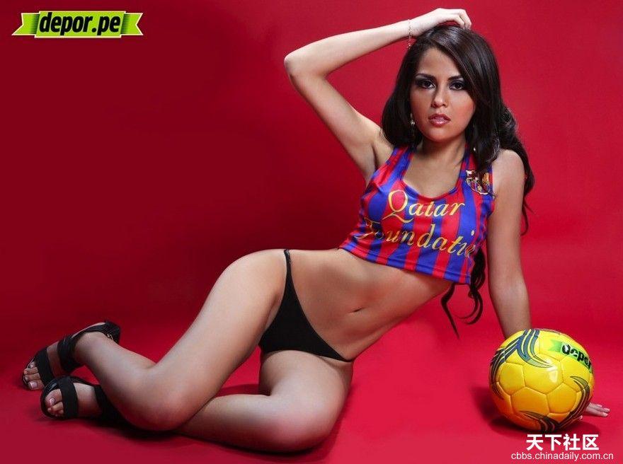 Chicas guapas latinoamericanas posan sensualmente con ...: http://spanish.china.org.cn/photos/txt/2012-12/14/content_27416167_6.htm