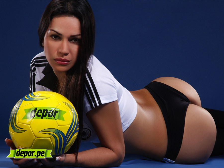 Mujeres Muy Sexys Con La Ropa De Fútbolspanishchinaorgcn