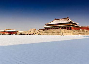 Principales seis escenas nevadas más hermosas de Beijing