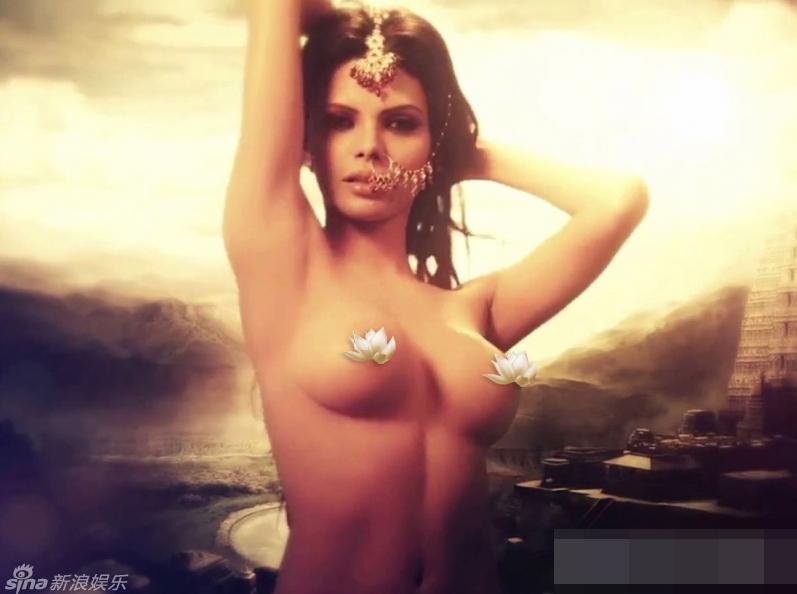 Actriz india desnuda libre