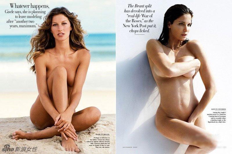 Modelos Desnudas, Fotos porno de Modelos