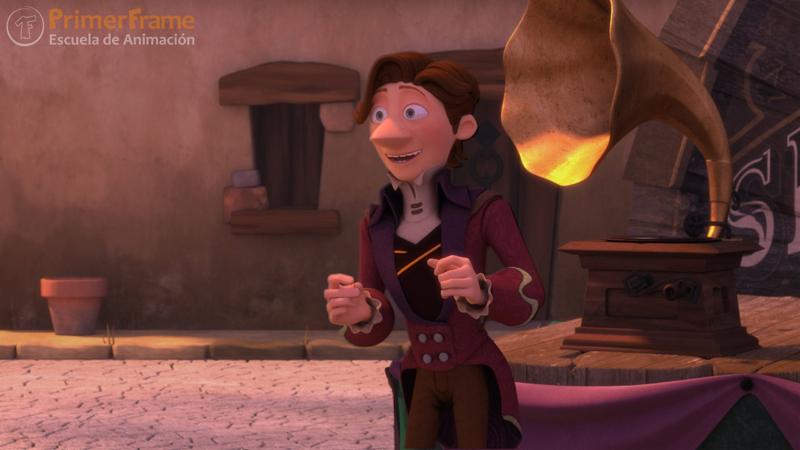 'El Vendedor de Humo',mejor cortometraje de animación español 4