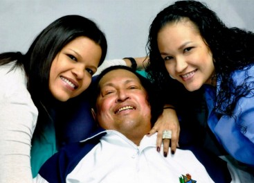 Venezuela ve las primeras fotos de Chávez en dos meses