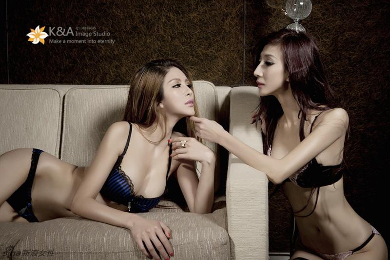 Chinas lesbianas