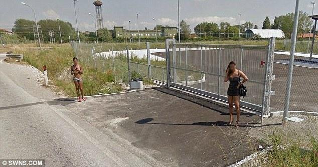 prostitutas en barcelona xxx prostitutas street view