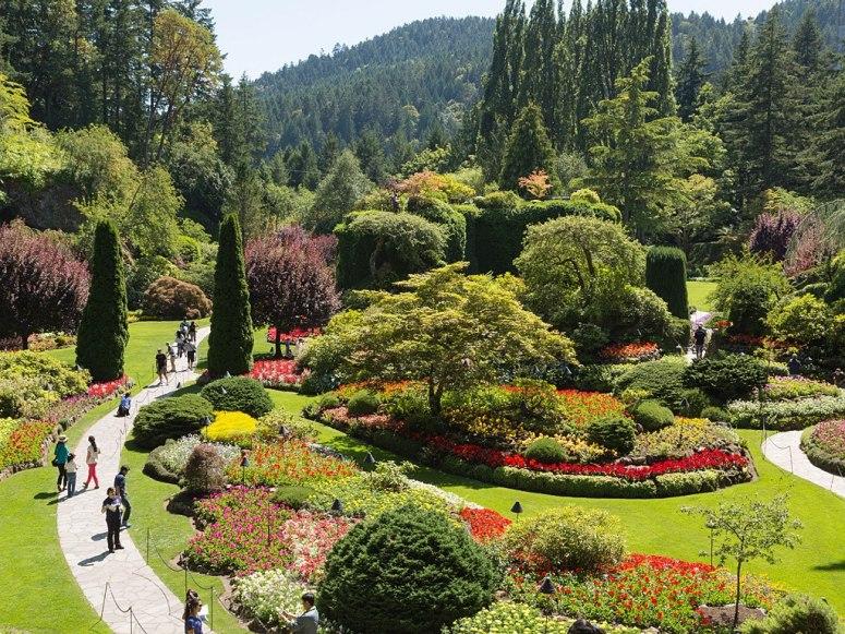Los m s bellos jardines bot nicos en el planeta spanish for Jardines bellos fotos
