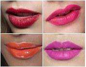 Colores populares de labios en este verano