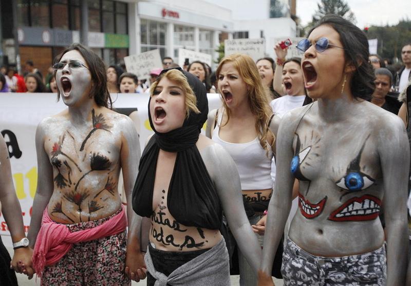 calle prostitutas feministas actuales