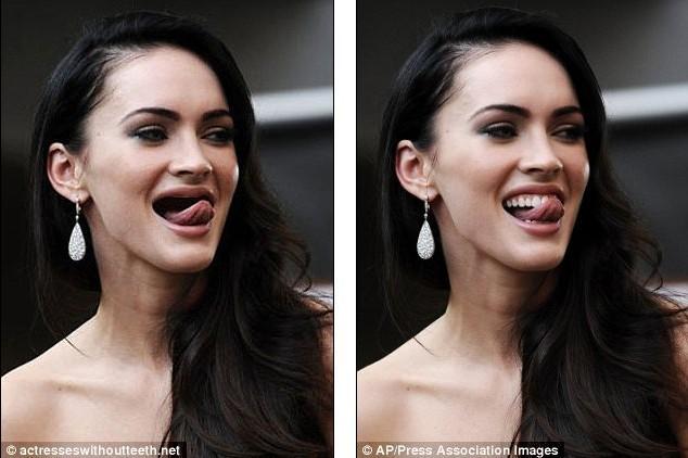 Fotos divertidas:as&#2... Megan Fox