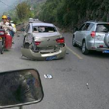 Terremoto de 7,0 grados sacude Sichuan de China