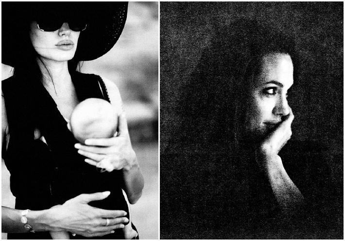Angelina Jolie en la c...
