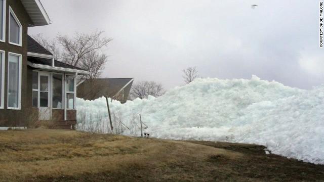 Resultado de imagen de Tsunami de hielo