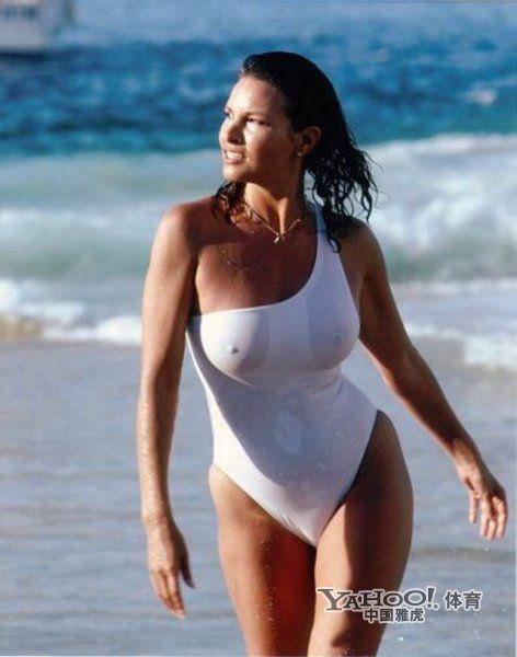 Bikini caliente imagen amarilla