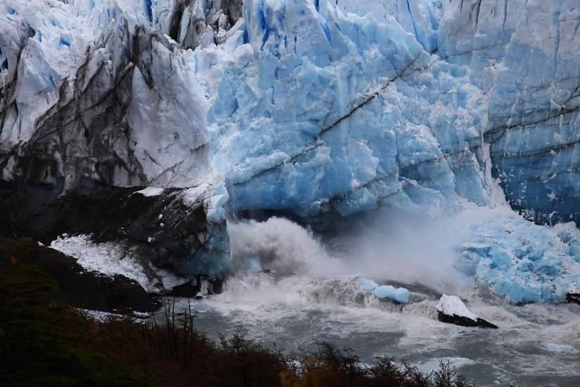 El deshielo de los glaciares aumenta 0,7 centímetros anualmente el nivel del mar