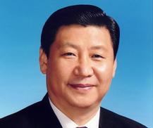Xi Jinping, presidente de la RPCh y presidente de la CMC de la RPCh