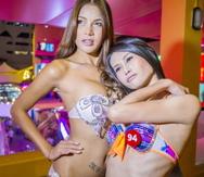 prostitutas transexuales prostitutas chinas barcelona