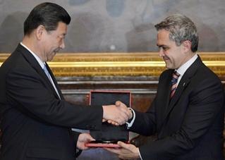China se compromete a expandir asociación estratégica integral con México