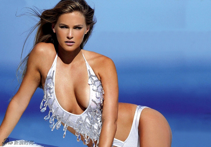 Fotos seductoras de la supermodel israelí Bar Refaeli ... Bar Refaeli