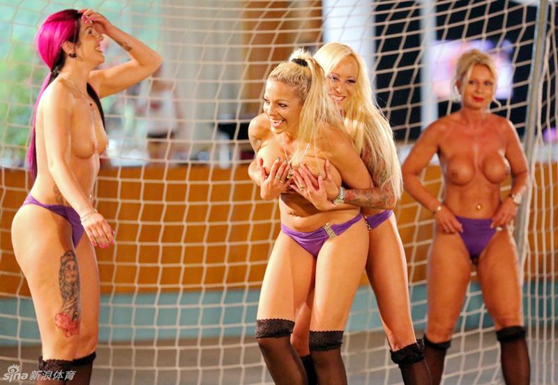 Mujeres alemanas desnudas calientes