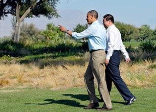 Xi y Obama sostienen segunda reunión sobre lazos económicos