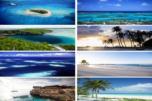 Top 10 islas del Caribe