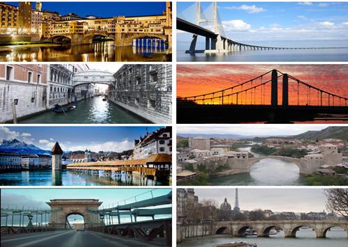 Top 10 puentes europeos que debe visitar por lo menos una vez en la vida