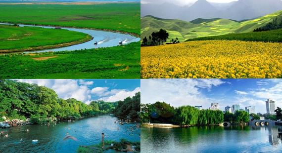 Los 10 mejores escapadas de verano en China 1