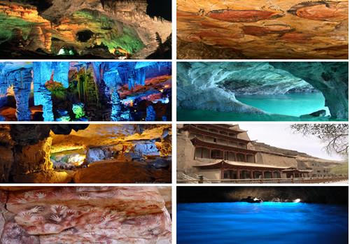 En el centro de la Tierra: TOP 10 cuevas más espectaculares del mundo
