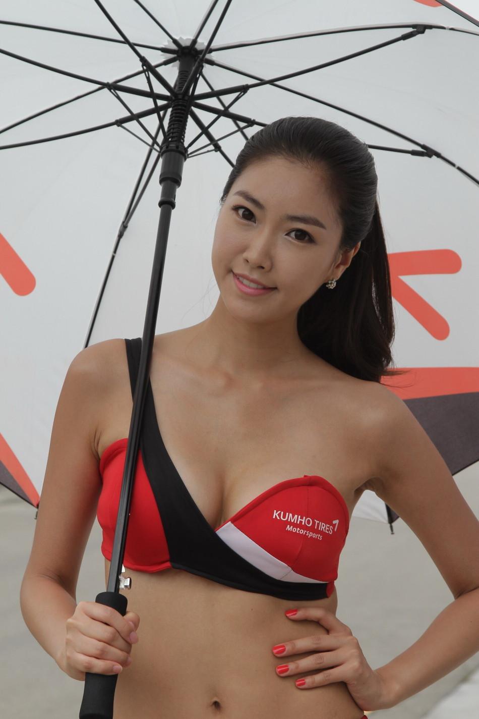 Las modelos chinas guapas de F1_Spanish.china.org.cn_中国最权威 ...