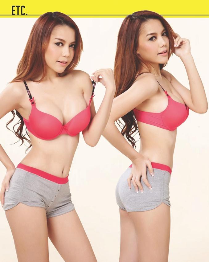 Muchas modelos tailandesas posan juntas sexy para FHM_Spanish.china ...