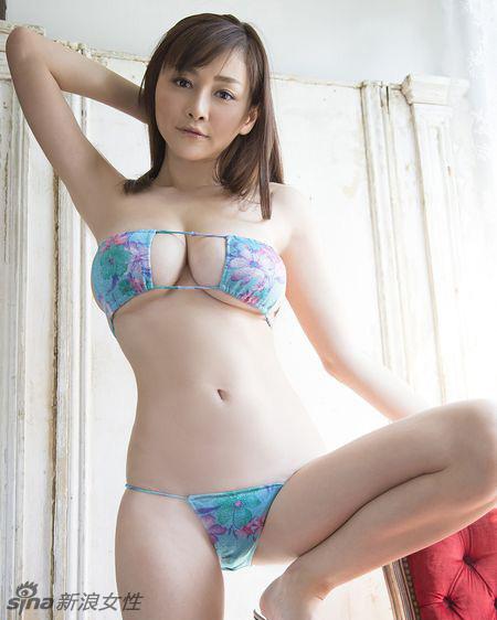 Estrellas japonesas de pechos grandes