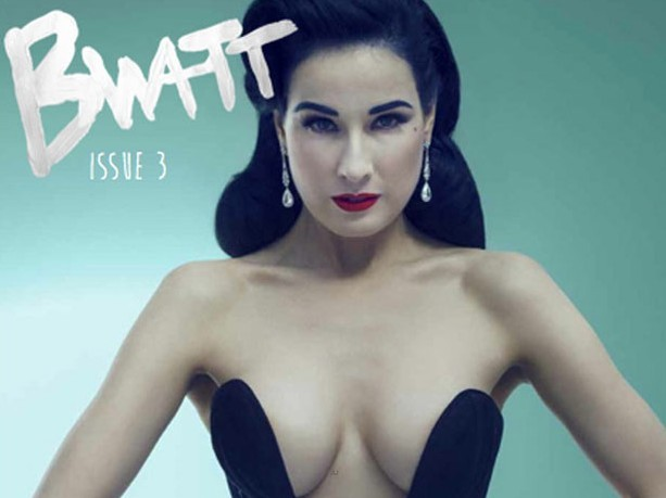 Dita Von Teese,modelo erótica más sexy del mundo_Spanish.china.org ... Dita Von Teese