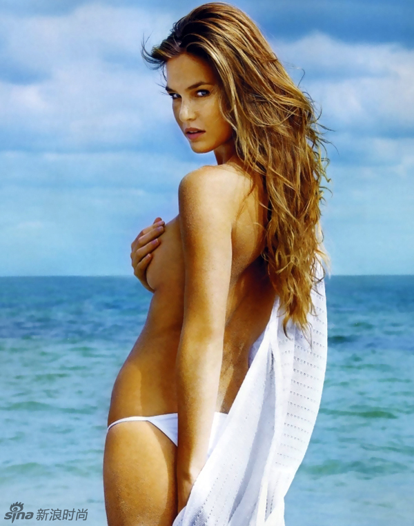 Fotos seductoras de la supermodel israelí Bar Refaeli posando desnuda ... Bar Refaeli