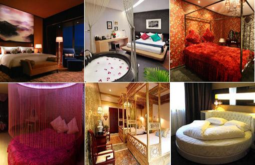 Top diez hoteles románticos en Beijing para enamorados
