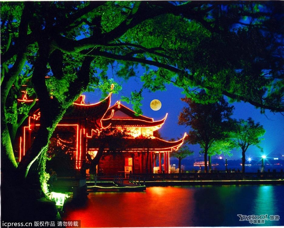 Ideales lugares en China para tu cita con la luna