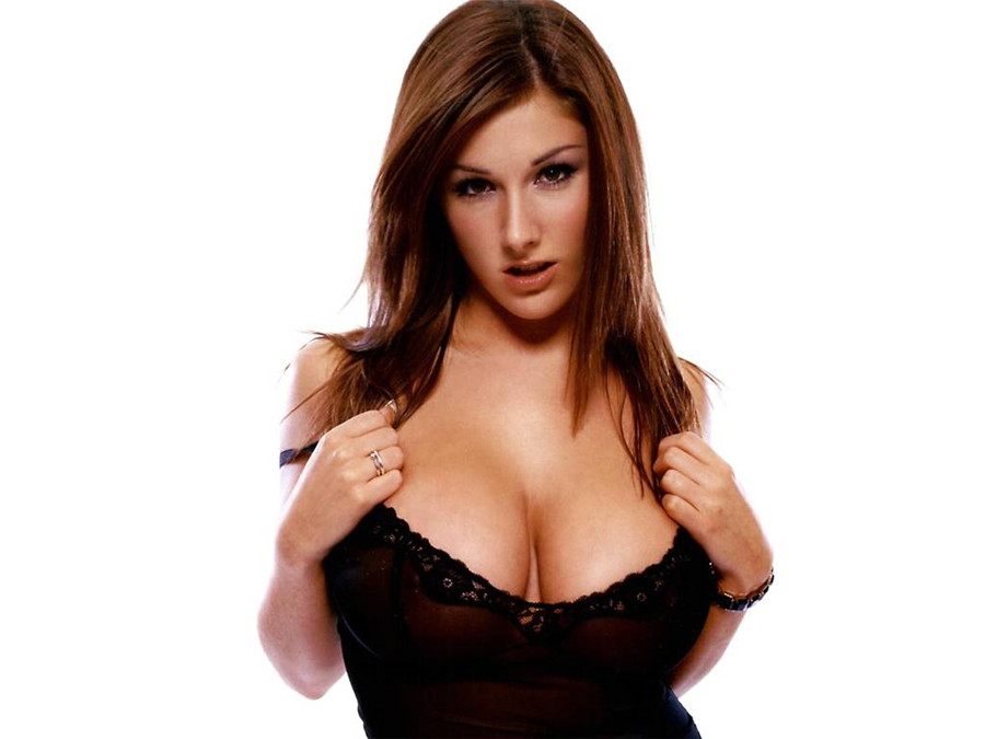 Imágenes sensuales de Lucy Pinder_Spanish.china.org.cn_中国最 ...