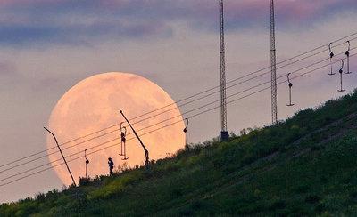Fotos perfectas de la luna llena